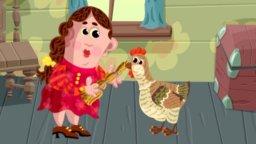 Ума-ма потешки для детей (Хозяюшка) | Короткометражные мультфильмы