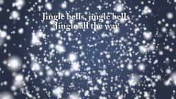 Jingle bells (karaoke). Английские песни для детей. Наше всё!