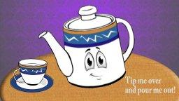I'm a little teapot (karaoke). Английские песни для детей. Наше всё!