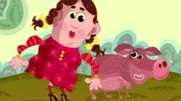 Ума-ма потешки для детей ( Вот так) | Короткометражные мультфильмы
