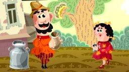 Ума-ма потешки для детей (Стучит бренчит по улице) | Короткометражные мультфильмы