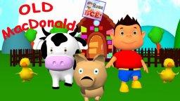 Old MacDonald had a farm. Мульт-песенка, видео для детей. Наше всё!