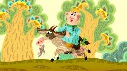 Ума-ма потешки для детей (Из за леса, из за гор) | Короткометражные мультфильмы