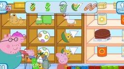 Учим английский с Пеппой - в магазине! Развивающий мультфильм по игре Peppa Pig shopping. Наше всё!