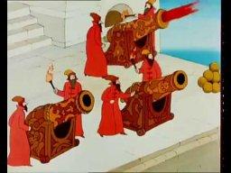 А. Пушкин. «Ветер по морю гуляет...» (из «Сказки о царе Салтане»)