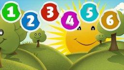 Сount to 6 / Счет до 6. Английский для детей. Наше всё!